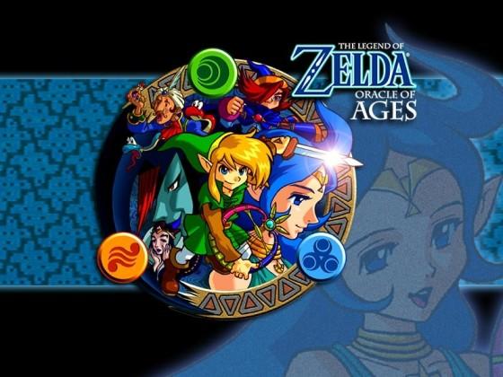 Nintendo confirma The Legend of Zelda: Oracle of Ages y Oracle of Seasons para Nintendo 3DS