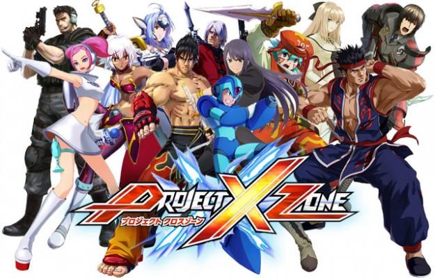 Se filtran nuevas imágenes de Project X Zone