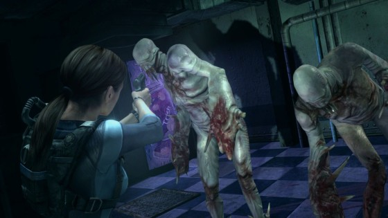 Video: Gameplay de Resident Evil: Revelations HD