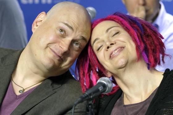 Andy y Lana Wachowski producirán una serie sci-fi para Netflix