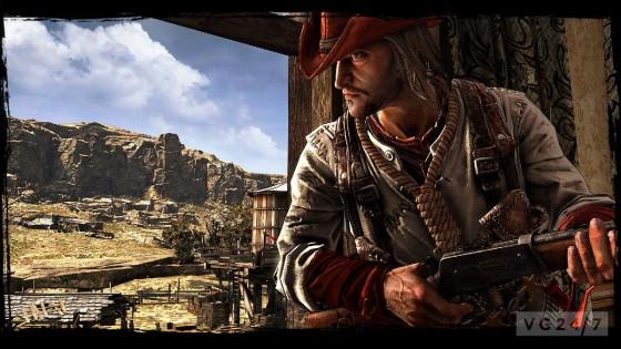 Nuevo trailer e imágenes de Call of Juarez: Gunslinger
