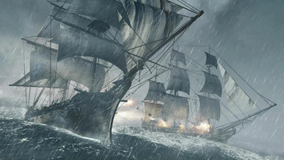 Primer vistazo de Assasin's Creed IV Black Flag