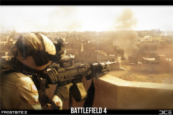 Dice revela Battlefield 4