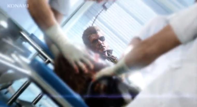 Konami anuncia Metal Gear Solid V: The Phantom Pain