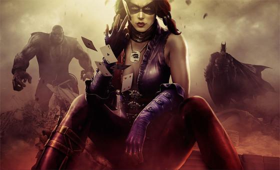 Harley Quinn trae la maldad a Injustice: Gods Among Us