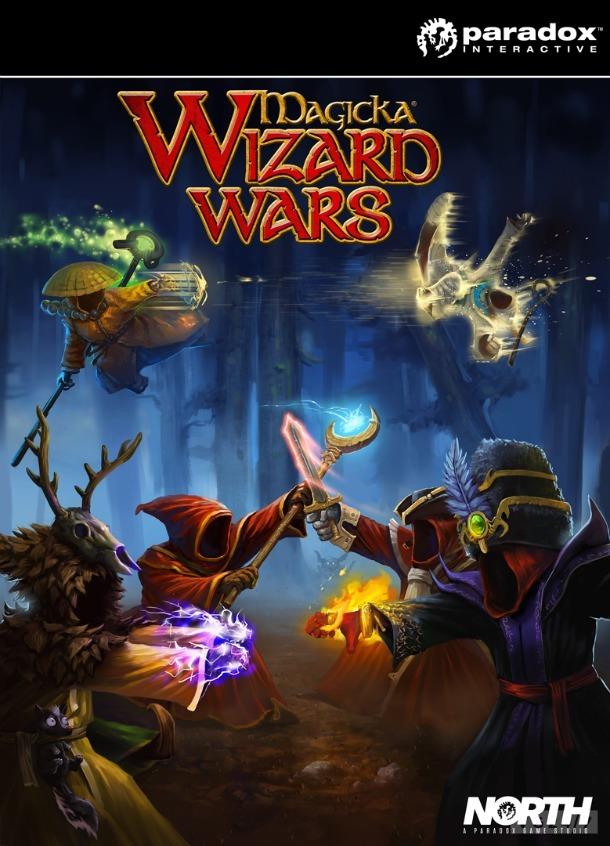 Video: Trailer live-action de Magicka: Wizard Wars
