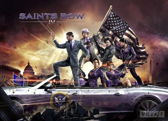 Video: Primer avance de Saints Row 4 y fecha de estreno