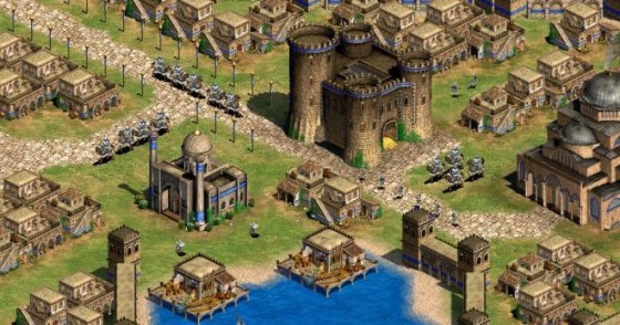 Age of Empires 2 HD Edition estará disponible en Steam