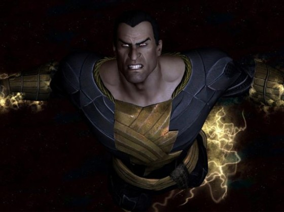 Black Adam formará parte de Injustice: Gods Among Us