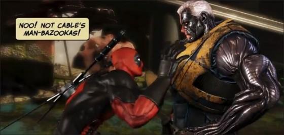 Video: Nuevo avance de Deadpool con Cable y mucha violencia