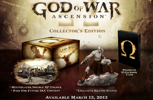 Video: Unboxing de God of War: Ascension Collector's Edition