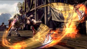 Libra batallas brutales y ayuda a Kratos a consumar su venganza  en God of War Ascension