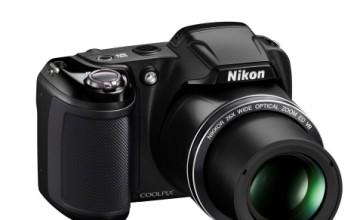 Nikon suma cuatro nuevos modelos a la serie de cámaras compactas COOLPIX