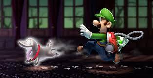 Inicia el año de Luigi con la llegada de Luigi's Mansion: Dark Moon