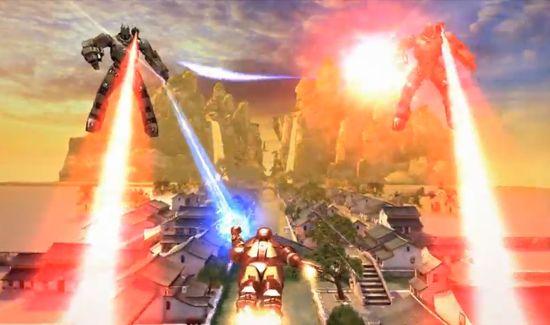 Gameloft presenta tráiler del juego Iron Man 3