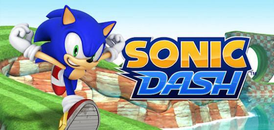 Sonic Dash llega a la App Store
