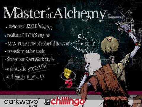 Master of Alchemy Vengeance Front anunciado para iOS