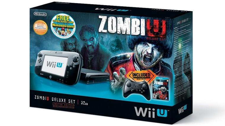 Prepárate para el apocalipsis zombi con el nuevo paquete Deluxe Set ZombiU