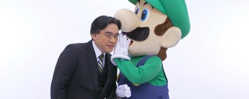 Nintendo anuncia nuevos títulos para 2013