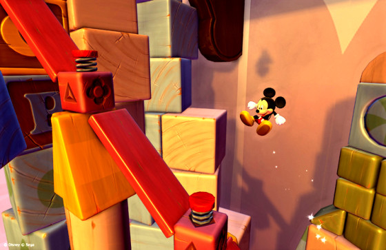 Primer vistazo a Castle of Illusion