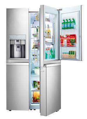 Nueva línea de electrodomésticos inteligentes de LG