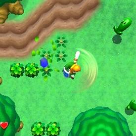 Video: 10 minutos de gameplay de The Legend of Zelda para 3DS
