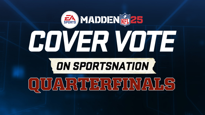 Inician los cuartos de final para la votación por la portada de Madden 25