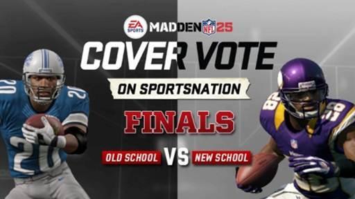 Vota por tu jugador favorito para la portada de Madden NFL 25