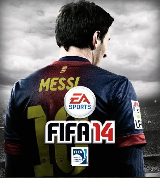 EA anuncia oficialmente FIFA 14