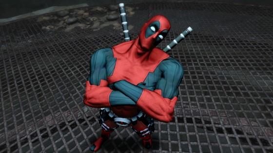 El videojuego de Deadpool se estrenará en junio