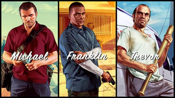 Video: Conoce a los personajes de Grand Theft Auto V