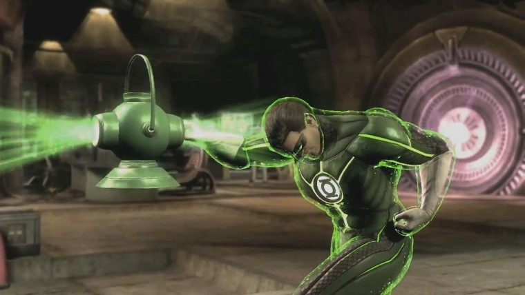 Video: Green Lantern en Injustice: Gods Among Us