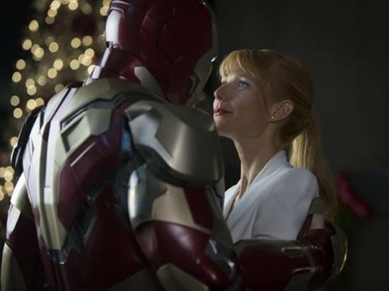 Gwyneth Paltrow asegura que no habrán más cintas de Iron Man