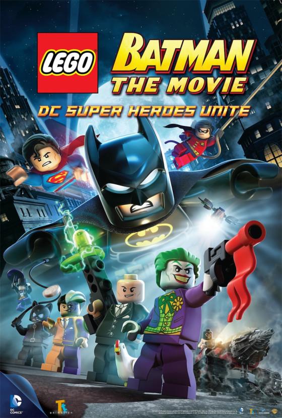 Lego Batman: la película, se estrena el 21 de mayo