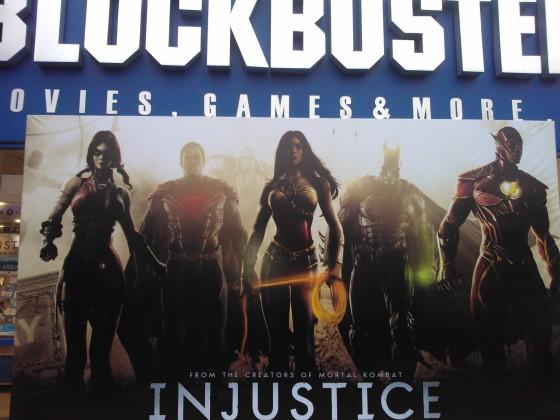 Anoche se estrenó Injustice: Gods Among Us en México