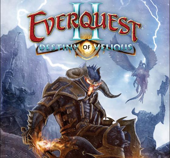 El futuro de los juegos de rol en red: Presentación de EverQuest Next en el SOE Live de Las Vegas