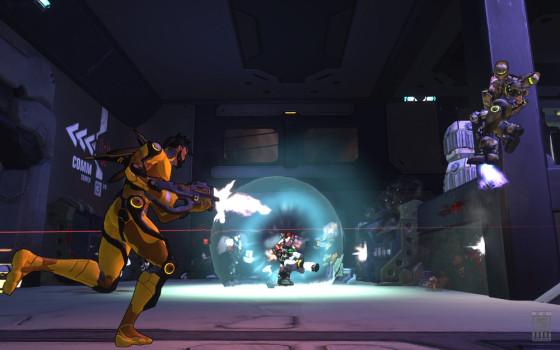 La beta abierta de Firefall ya tiene fecha de estreno