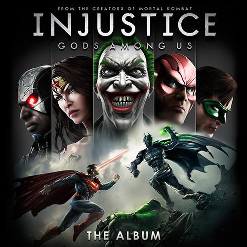 Conoce la banda sonora de Injustice: Gods Among Us