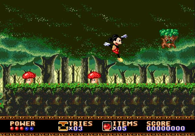 Rumor: Sega producirá un remake de Castle of Illusion