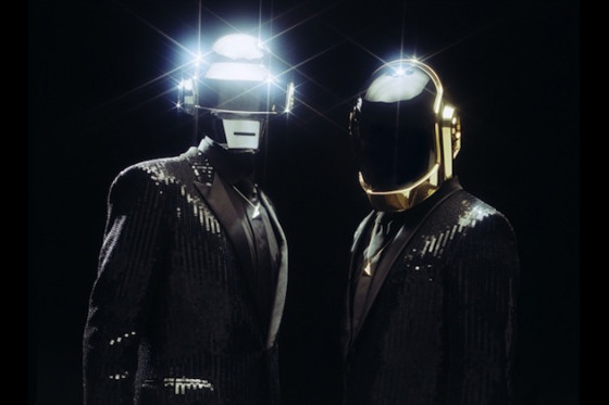Daft Punk revelará el tema 'Get Lucky' a medianoche