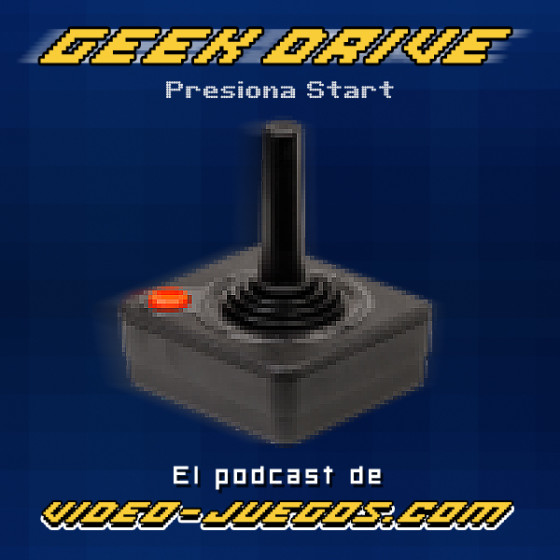 GeekDrive podcast del 23 de abril 2013