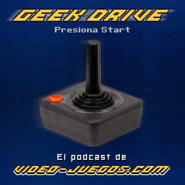 GeekDrive podcast del 12 de abril 2013