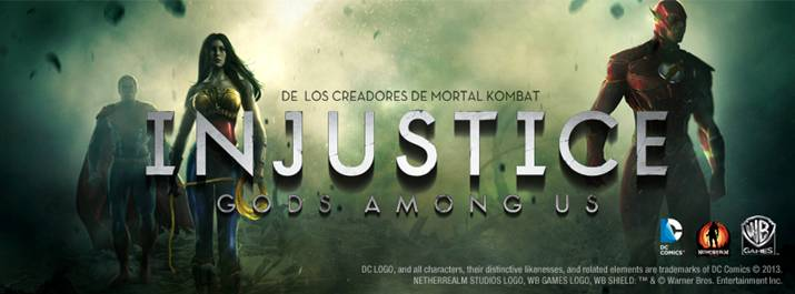 Injustice: Gods Among Us el juego free-to-play ya disponible para iPad, iPhone y iPod touch