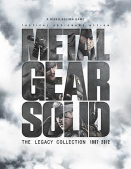 Metal Gear Solid: The Legacy Collection llegará en junio