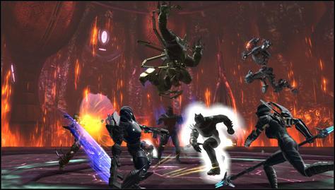 La realidad está en peligro en el último DLC de DC Universe™ Online: Origin Crisis