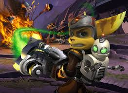 Video: Primer avance de la película de Ratchet & Clank