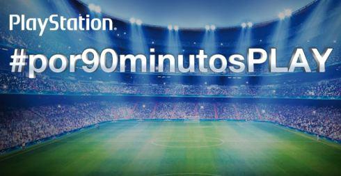 PlayStation anuncia a los ganadores del concurso en Twitter #por90minutosPLAY