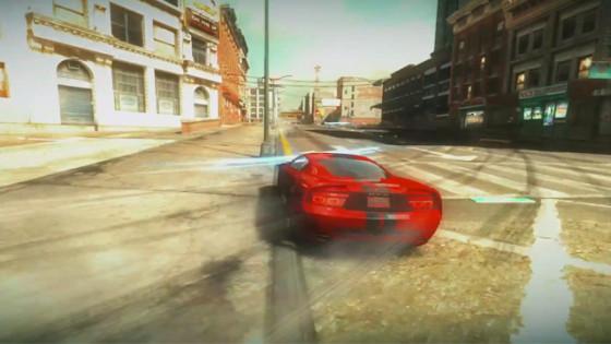Namco Bandai anuncia oficialmente el desarrollo de Ridge Racer: Driftopia