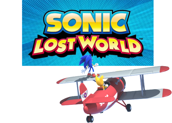 Video: Primer avance de Sonic: Lost Worlds