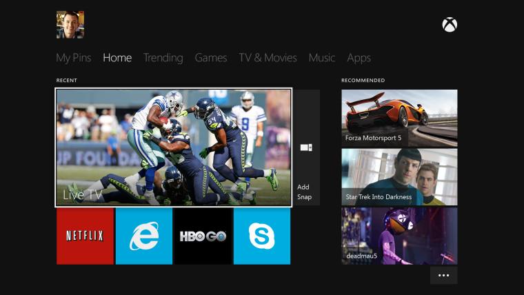 Xbox Live para Xbox One te permitirá tener hasta 1000 contactos